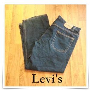 Levi Strauss Signature Loose Straight Jeans
